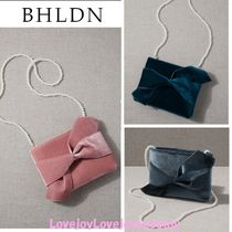 BHLDN 2WAY Plain Party Style Elegant Style Party Bags