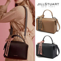 JILLSTUART Casual Style Street Style Bag in Bag Plain Office Style