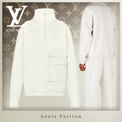 Louis Vuitton MONOGRAM Luxury Hoodies
