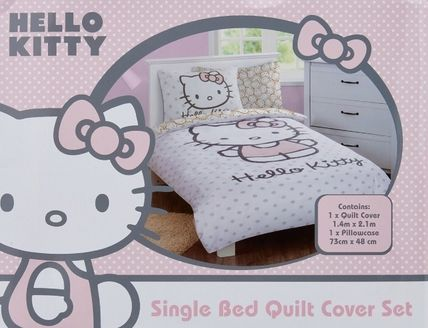Dots Collaboration Pillowcases Comforter Covers Characters