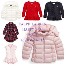Ralph Lauren Special Edition Baby Girl Outerwear