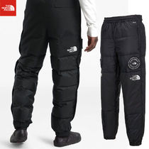 THE NORTH FACE WHITE LABEL Slax Pants Unisex Nylon Plain Slacks Pants