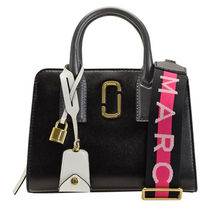 MARC JACOBS Casual Style Unisex Vanity Bags 2WAY Leather Party Style