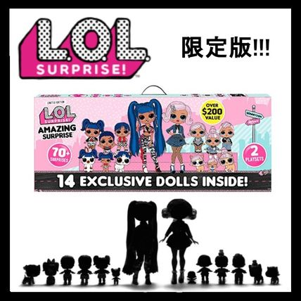 L.O.L. Surprise Toys & Hobbies 3 years 4 years 5 years 6 years Baby Toys & Hobbies