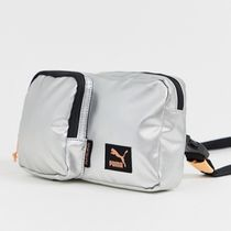 PUMA Casual Style Street Style Plain Shoulder Bags