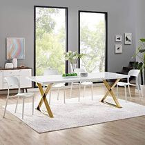 Gold Furniture Dining Tables Table & Chair