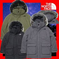 THE NORTH FACE Unisex Street Style Down Jackets