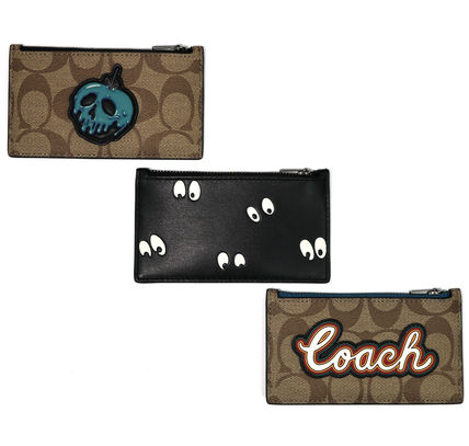 Coach Unisex Card Holders