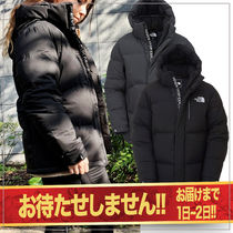 THE NORTH FACE Short Unisex Street Style Oversized Jackets