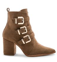HOUSE OF HARLOW 1960 Platform Casual Style Plain Ankle & Booties Boots