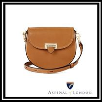 Aspinal of London Casual Style Leather Elegant Style Shoulder Bags