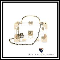 Aspinal of London Casual Style Party Style Elegant Style Shoulder Bags