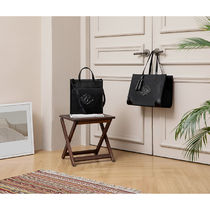 orYANY Casual Style Leather Shoulder Bags