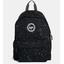 Hype Casual Style Street Style Backpacks
