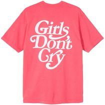 Girls Don't Cry More T-Shirts Street Style Collaboration Graphic Prints T-Shirts 6