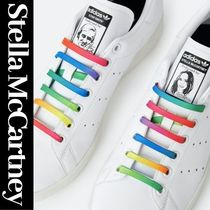 Stella McCartney Unisex Collaboration Plain Sneakers