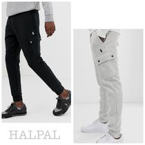 POLO RALPH LAUREN Tapered Pants Street Style Tapered Pants