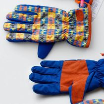 Vivienne Westwood Blended Fabrics Street Style Gloves Gloves