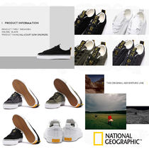 NATIONAL GEOGRAPHIC Unisex Street Style Sneakers