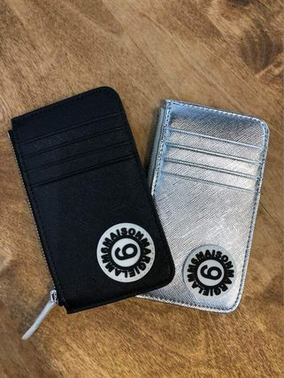 Street Style Leather Card Holders