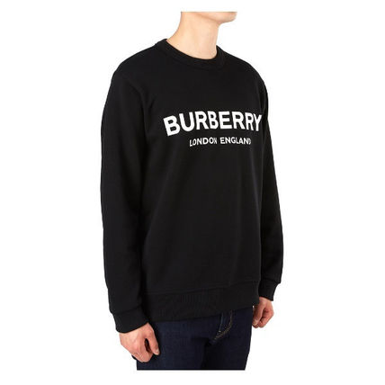 Burberry Sweatshirts Street Style Luxury Sweatshirts 5