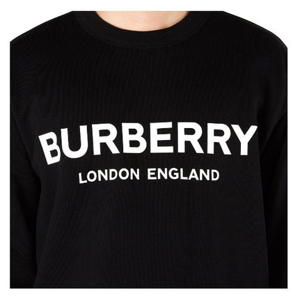 Burberry Sweatshirts Street Style Luxury Sweatshirts 10