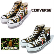 CONVERSE ALL STAR Street Style Collaboration Sneakers