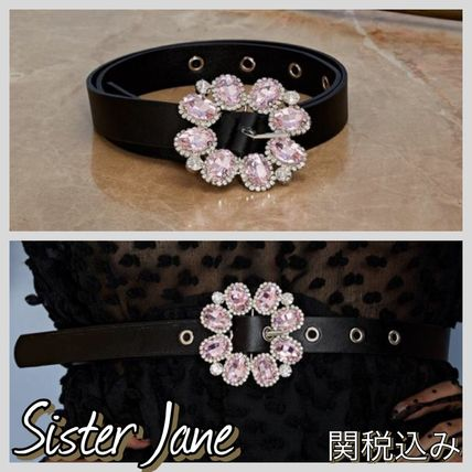 Casual Style With Jewels Elegant Style Belts