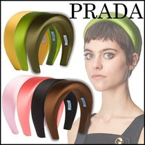 PRADA Party Style Hair Accessories