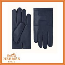 HERMES Plain Gloves Gloves