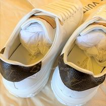 Louis Vuitton 2020 CRUISE TIME OUT SNEAKER white sneakers low-top