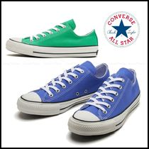 CONVERSE ALL STAR Street Style Plain Sneakers