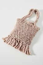 Anthropologie Casual Style Bag in Bag A4 2WAY Plain Handmade Elegant Style