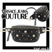 VERSACE Casual Style Street Style Party Style Elegant Style
