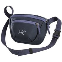 ARC'TERYX Casual Style Nylon Plain Shoulder Bags