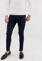 ASOS Other Plaid Patterns Skinny Jeans