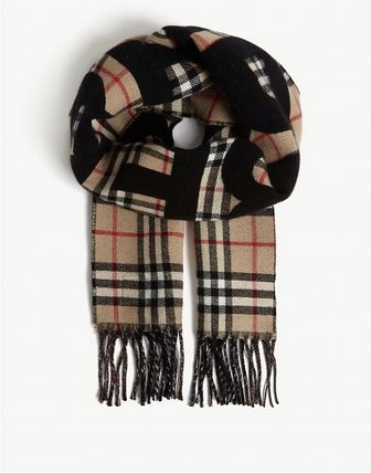 Burberry Unisex Fringes Kids Girl Accessories