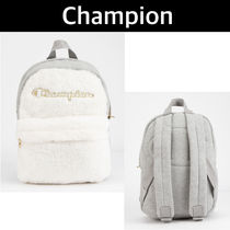 CHAMPION Casual Style Street Style Backpacks