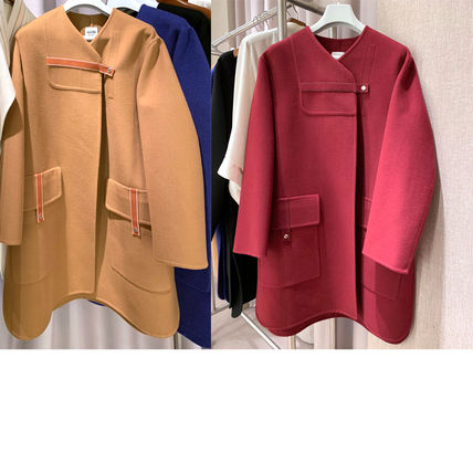 HERMES More Coats Coats 8