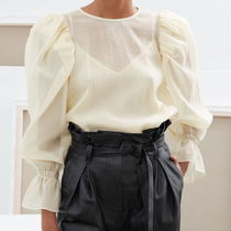 & Other Stories Casual Style Long Sleeves Plain Party Style Elegant Style
