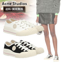 Acne Casual Style Street Style Low-Top Sneakers