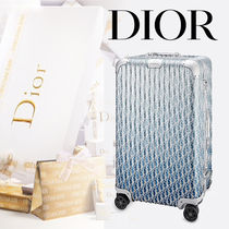 Christian Dior DIOR OBLIQUE Luggage & Travel Bags