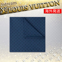 Louis Vuitton Monogram Silk Handkerchief