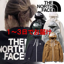 THE NORTH FACE Unisex Long Sleeves Logo Outdoor Hoodies