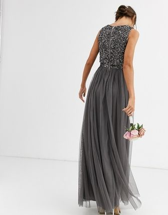 Maxi Sleeveless Long Dresses