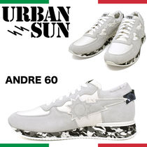 URBAN SUN Unisex Suede Street Style Leather Sneakers