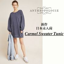 Anthropologie Nylon Plain Cotton Tunics