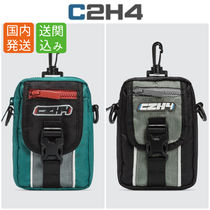 C2H4 LA Casual Style Unisex Nylon Street Style Bag in Bag 3WAY