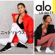 ALO Yoga Unisex Street Style Plain Low-Top Sneakers