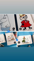 Moomin Unisex Greeting Cards